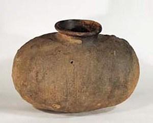 須恵器 横瓶(よこべ)