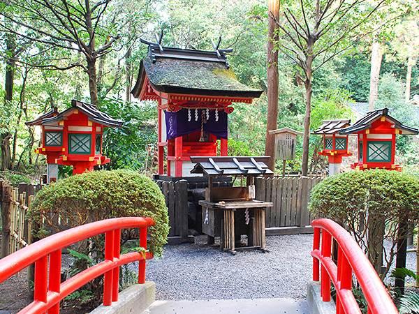 【16】市杵島姫神社(いちきしまひめじんじゃ)