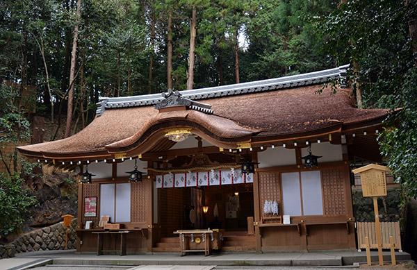 【17】狭井神社 (さいじんじゃ)