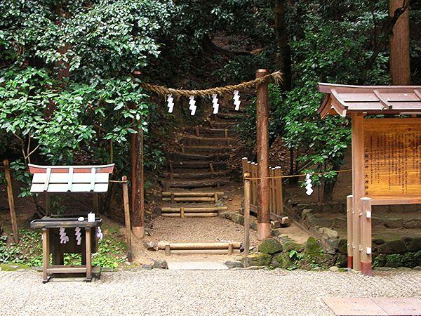 【19】三輪山登拝口