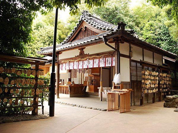 【21】久延彦神社 (くえひこじんじゃ)