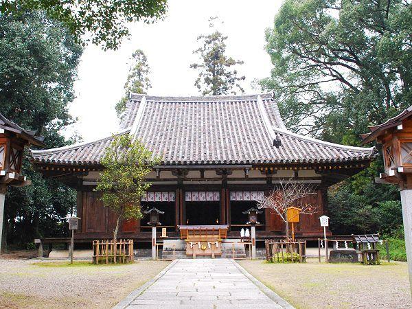 【22】大直禰子神社(おおたたねこじんじゃ)