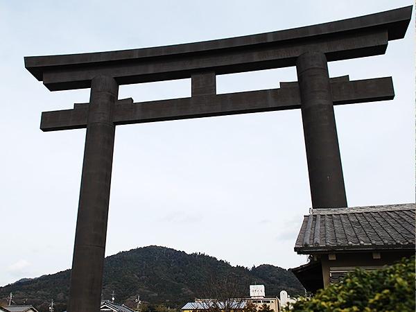【26】大鳥居(おおとりい)
