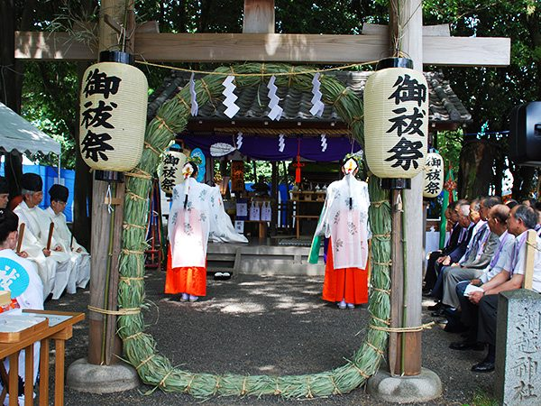 【25】綱越神社(つなこしじんじゃ)