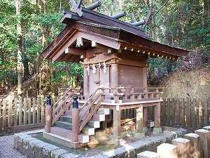活日神社(いくひじんじゃ)