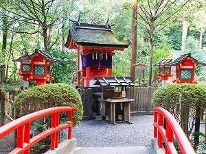 市杵島姫神社(いちきしまひめじんじゃ)
