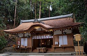 狭井神社(さいじんじゃ)