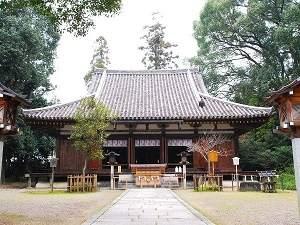 大直禰子神社(おおたたねこじんじゃ)