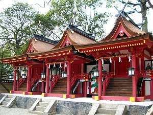 率川神社(いさがわじんじゃ)