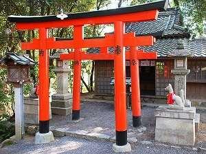 成願稲荷神社(じょうがんいなりじんじゃ)