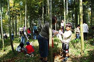 三輪山体験教室 参加者募集